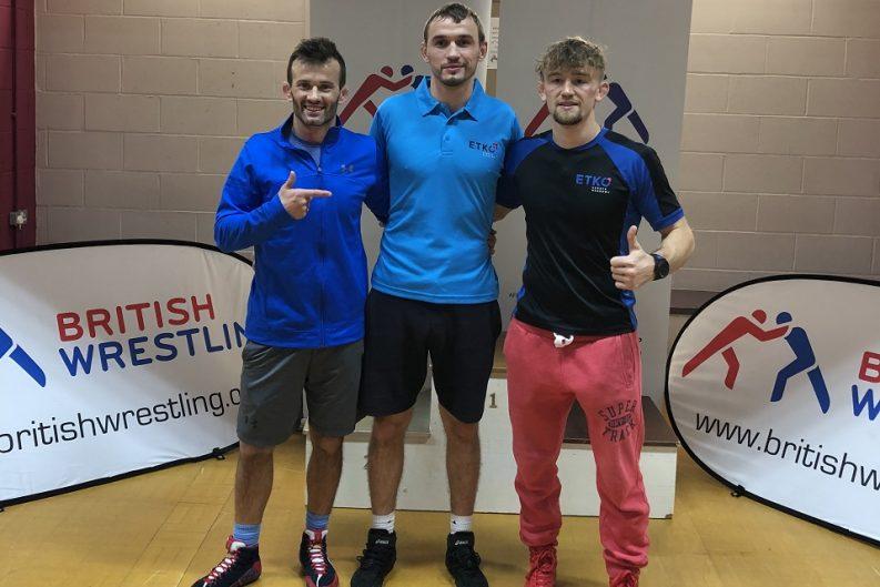 British Wrestling Championships 2018