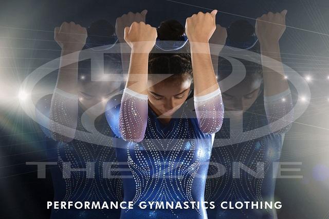 The Zone Performance Gymnastics Clothing