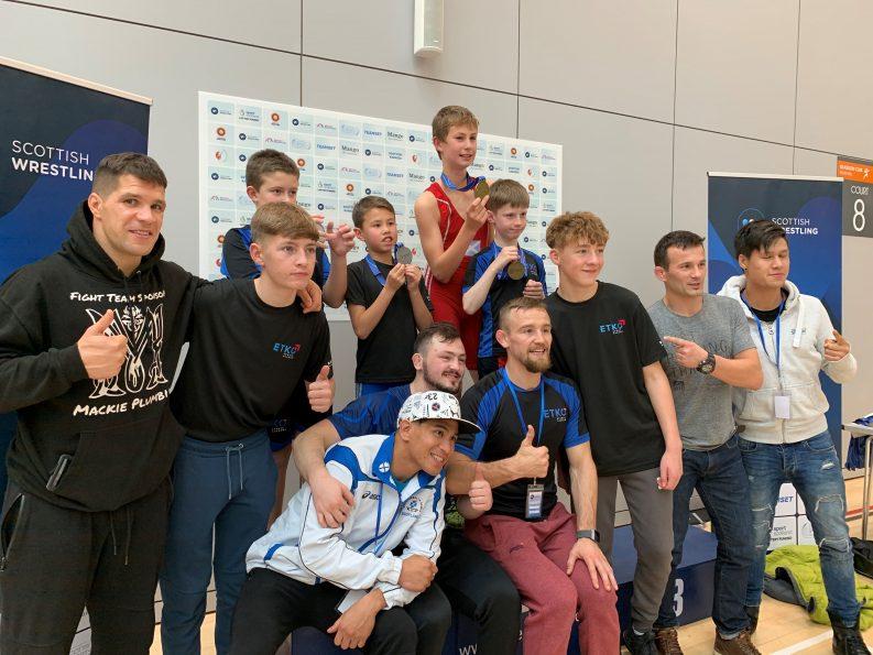Scottish Open Wrestling Championship