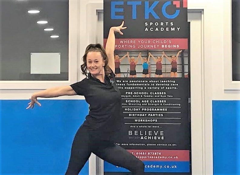 Laura Etko, ETKO Sports Academy